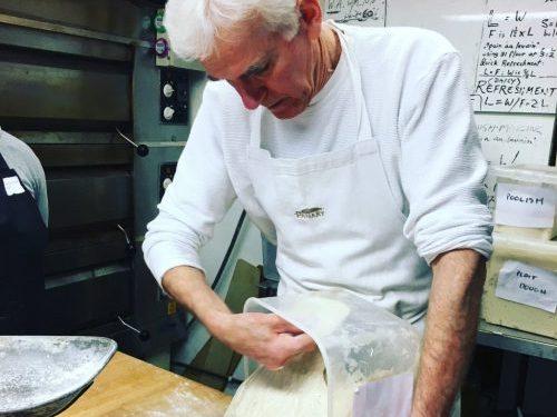 Paul Merry, Master Baker